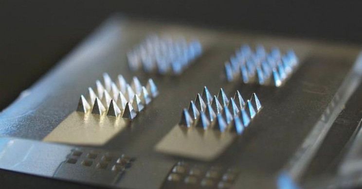 Smart Skin Patches Created to Inoculate COVID-19 Vaccine