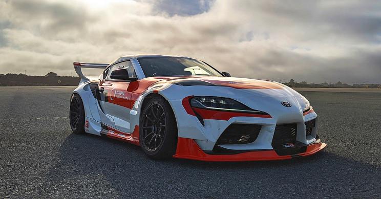 Toyota Builds Autonomous Self-Drifting Supra With Stanford University