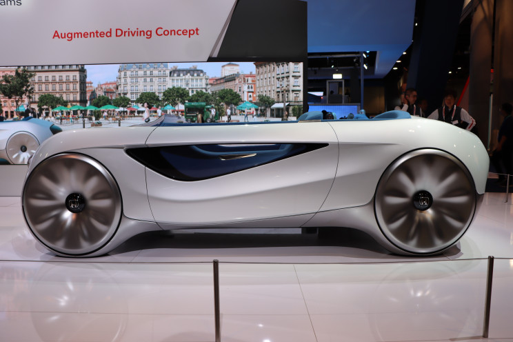 Cars of the Future: Some of CES 2020's Most Stylish Concept Cars