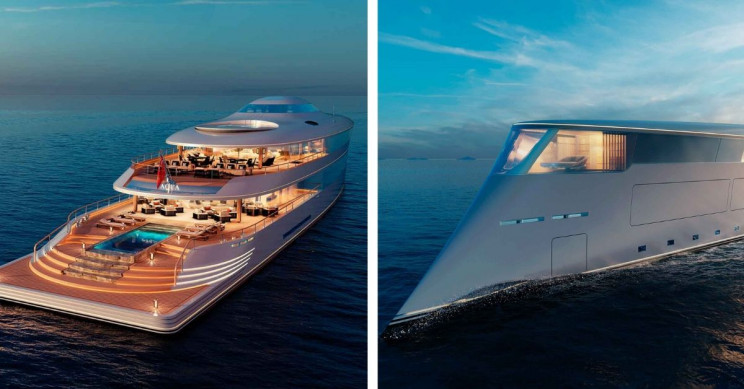 World's First Hydrogen-Powered Superyacht is Here and It Is a Beauty