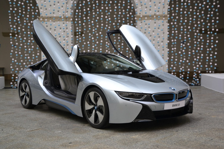 BMW to End Production of the i8 Hybrid Sports Car