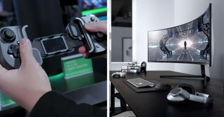 Some of the Biggest and Best Gaming News from CES 2020
