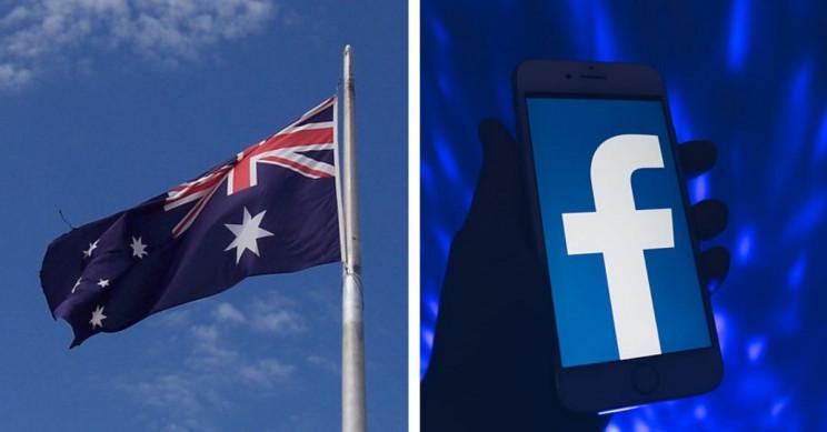 Image result for Australian government suing facebook 529 billion