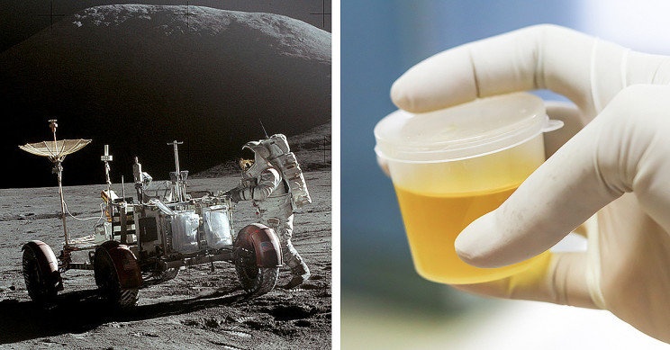 Astronauts Could 3D Print Future Moon Bases by Using Their Own Pee