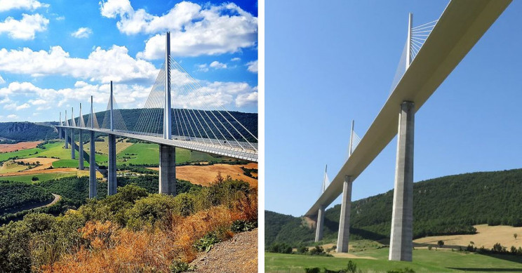 7+ Marvelous Facts about the Millau Viaduct
