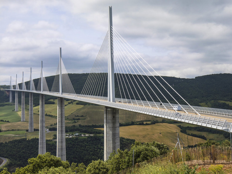 millau viaduct facts