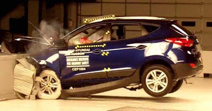 How Vehicle Crash Tests Help Make Cars Safer