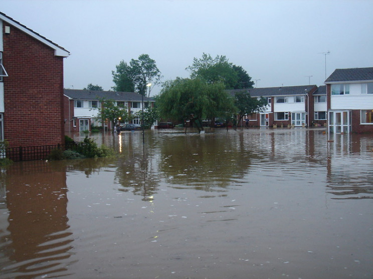 2020 extreme weather flooding