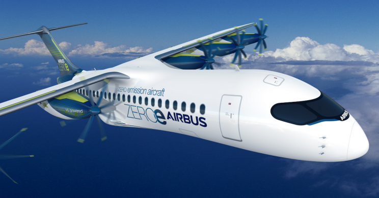 Airbus Releases New Details for Hydrogen 'Pods' Aircraft Concept