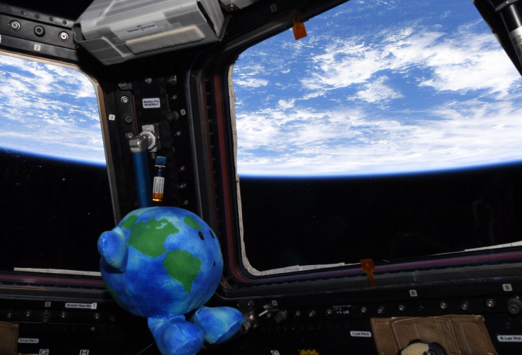 11 Toys That Traveled To the ISS, Including Baby Yoda