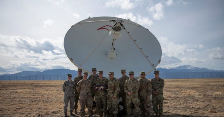 U.S. Space Force's First Offensive Weapon Is a Satellite Jammer