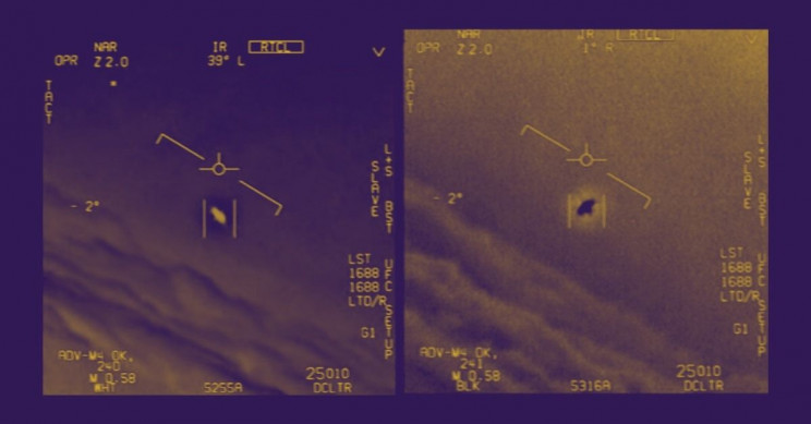 US Navy Releases Three New UFO Videos
