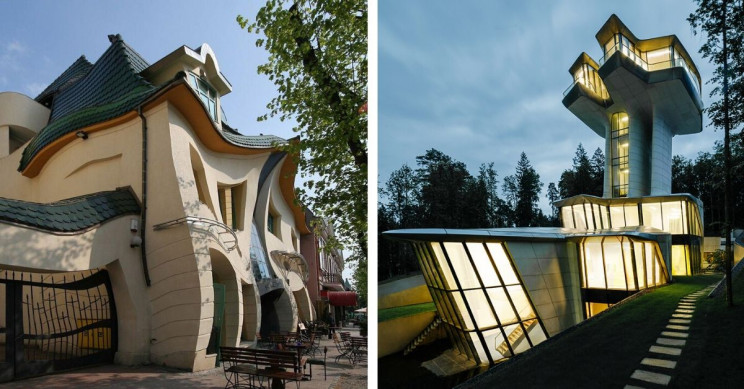 13 Architectural Oddities That Are Beautifully Weird