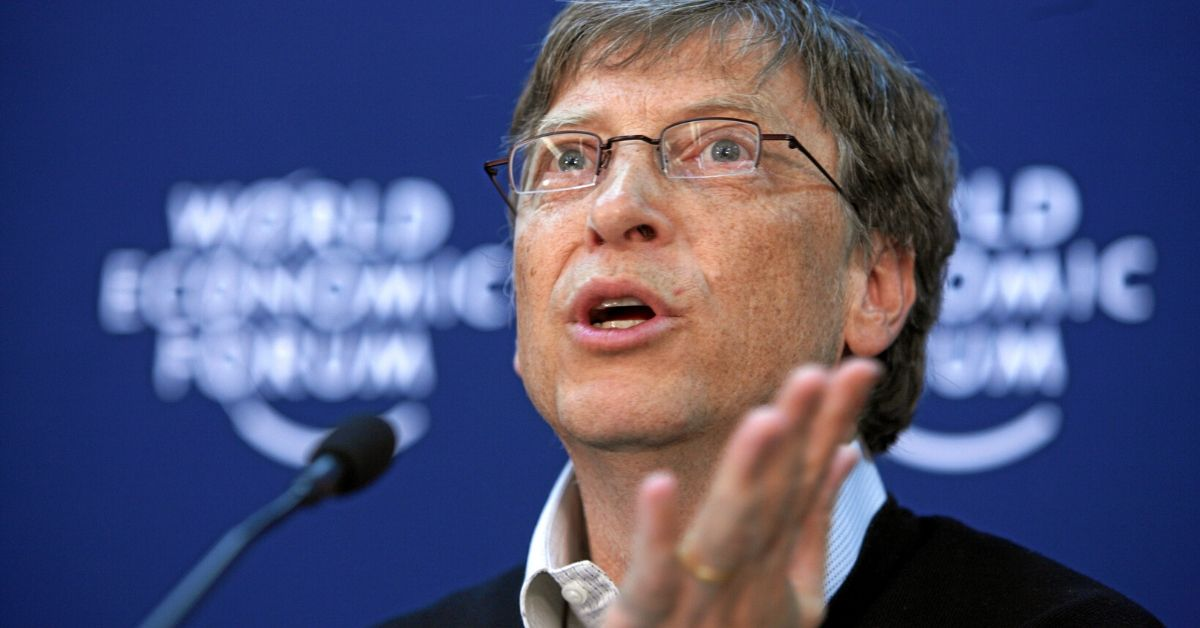 bill gates bio dementia