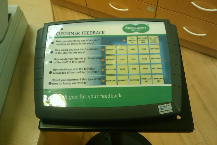 nlp uses feedback