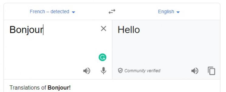 nlp uses translation
