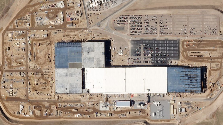 Tesla Considering 5 Million Texas Plot Of Land In Austin For New Gigafactory Construction