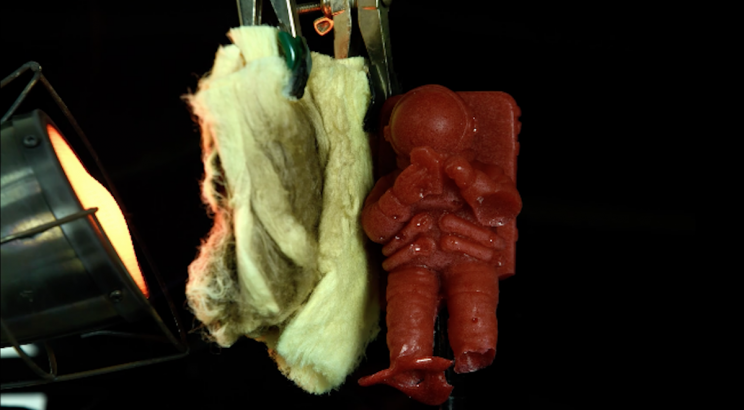 New Nanofiber Could Be Used to Protect Astronauts and Soldiers