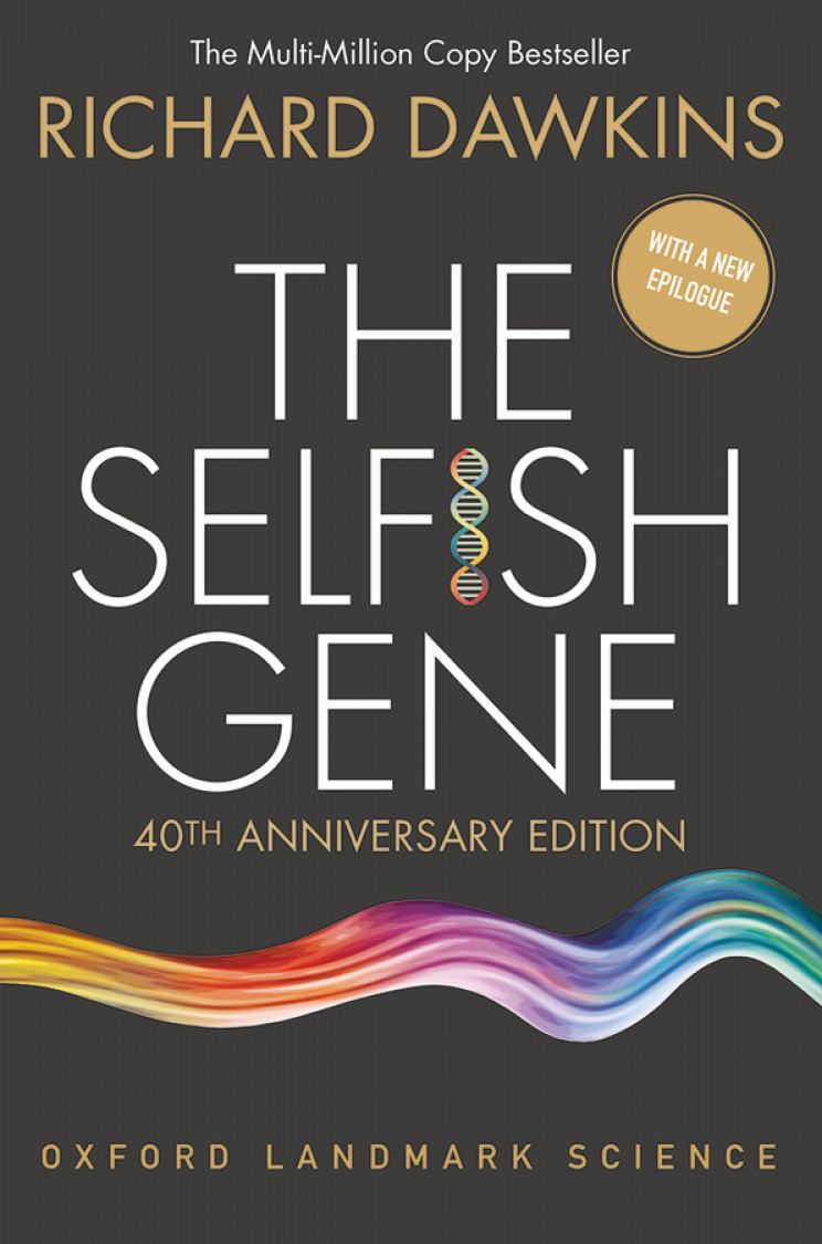 best science books The Selfish Gene