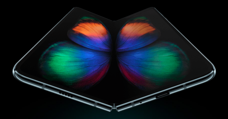 Samsung's Galaxy Fold Ready for Its U.S. Debut