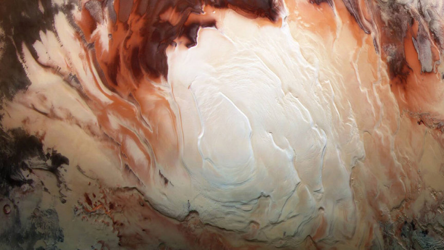 New Findings About the Potential of Life in Mars' Subsurface Lakes
