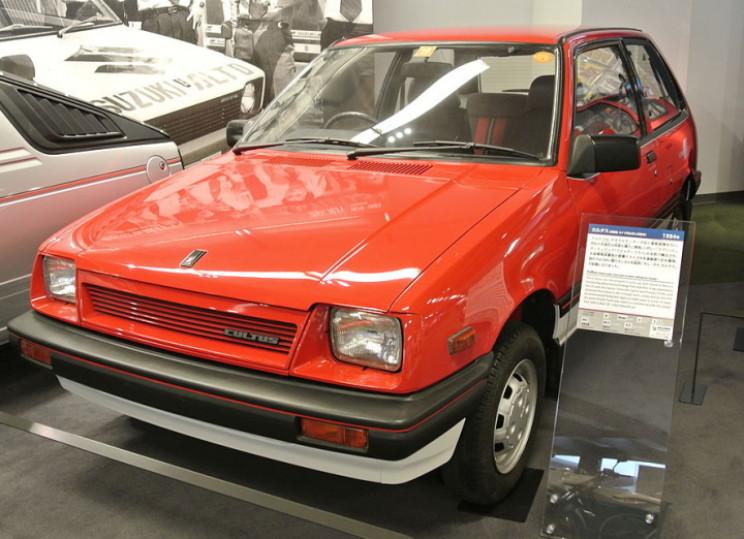 1985 Suzuki SA310