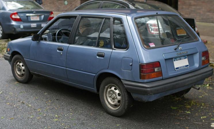 1986 Chevrolet Sprint ER