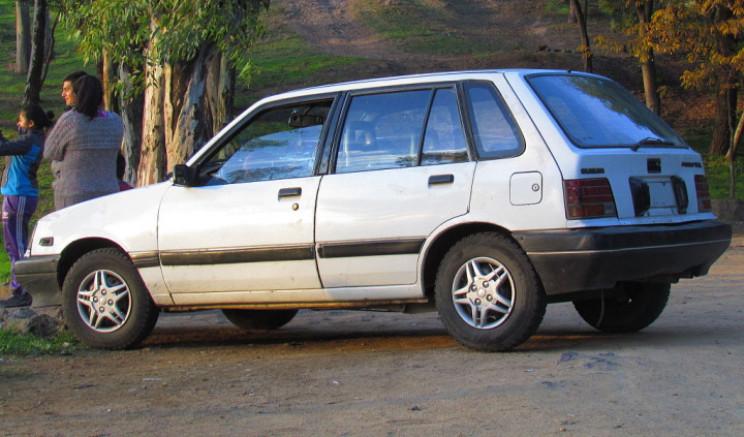 1987 Suzuki Forsa