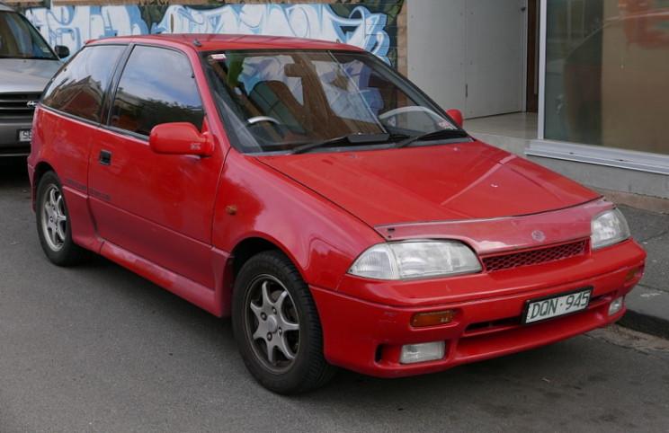 1989Suzuki Swift