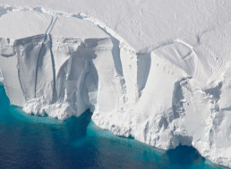 Sea-Level Rise from Antarctic Ice Shelves Might Be Overestimated, Study Finds