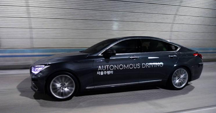 Seoul And Hyundai Set To Begin Testing Self-Driving Cars On City Roads