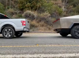 Cybertruck Pulls an F-150 Uphill, Still Not Impressed?