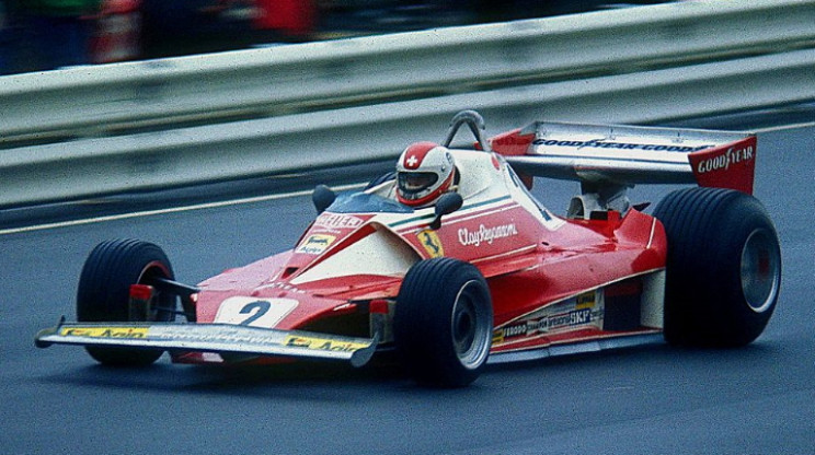 Ferrari 1976 German Grand Prix