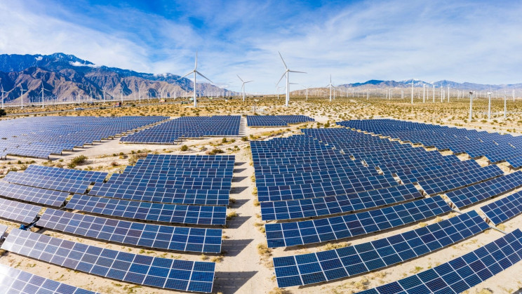 The US Wants 45% of Electricity to Come From Solar by 2050