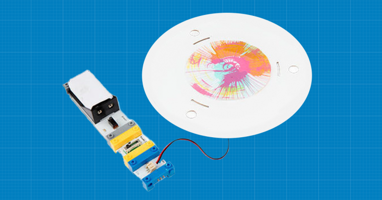 This Robotic Art Kit Will Teach Your Kids All About STEM