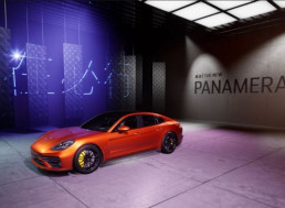 Porsche Shows Off Panamera Turbo S at Virtual Beijing Auto Show
