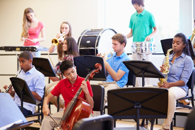Is Music the Answer to Better Grades in School?