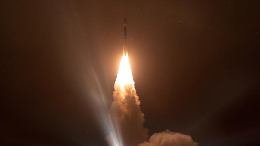 UAE Spy Satellite Crashed after Rocket Failure 2 Minutes Post Liftoff