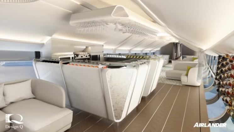 Airlander 10 bar