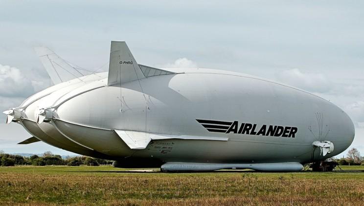Airship Innovation: Lighter-Than-Air Aircrafts