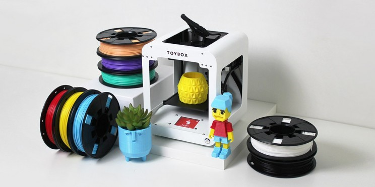 Craft Your Own Toys from Scratch with This Toybox 3D Printer