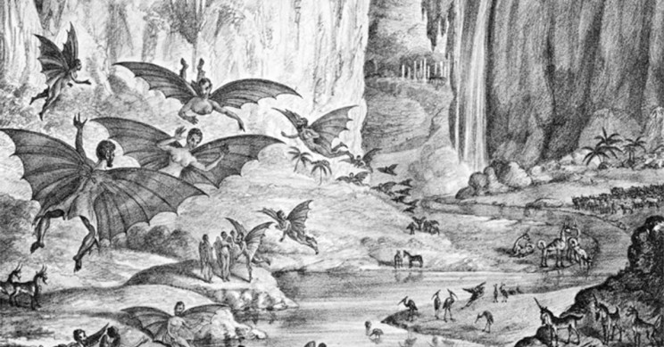 The Great Moon Hoax of 1835: The Birth of Fake News?