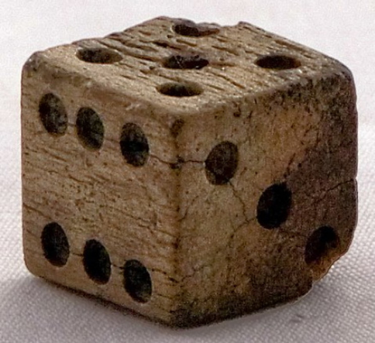 Ancient Roman die
