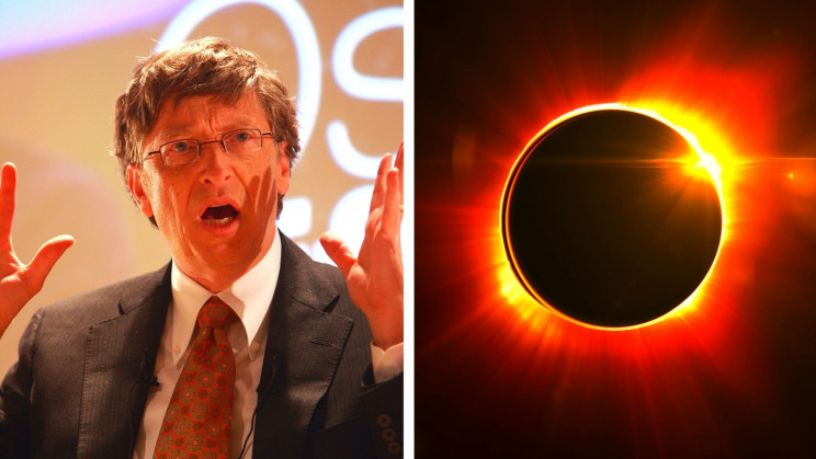 Bill Gates' Strange Plan to Dim the Sun