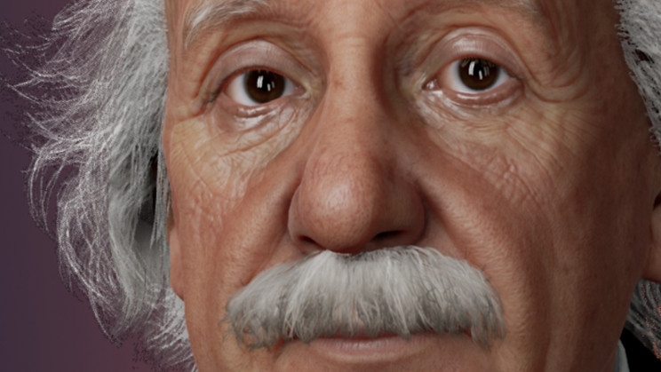 Ask Einstein: A Digitalized Version of the Genius Answers Your Questions