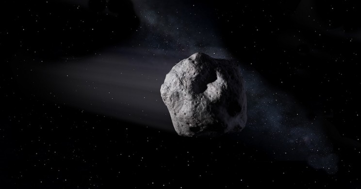 Close-passing Asteroid Provides Rich Scientific Opportunity