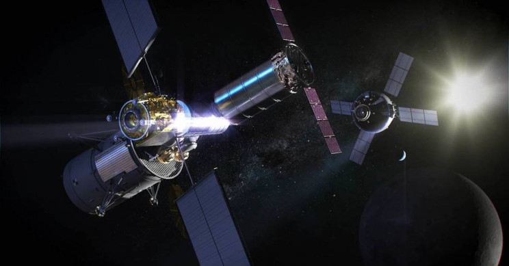 Australia makes space deal with NASA
