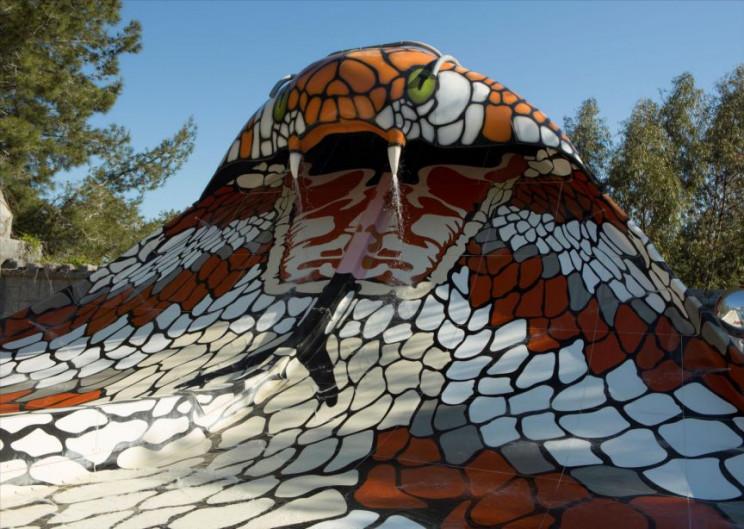 world's craziest water slides cobra