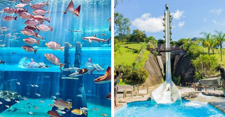 7 of the Craziest Water Slides around the World