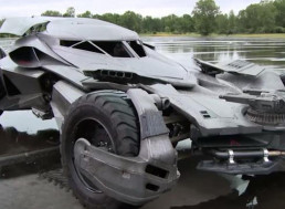 """""""Batmobile"""" Sold for $850,000 in Russia"""